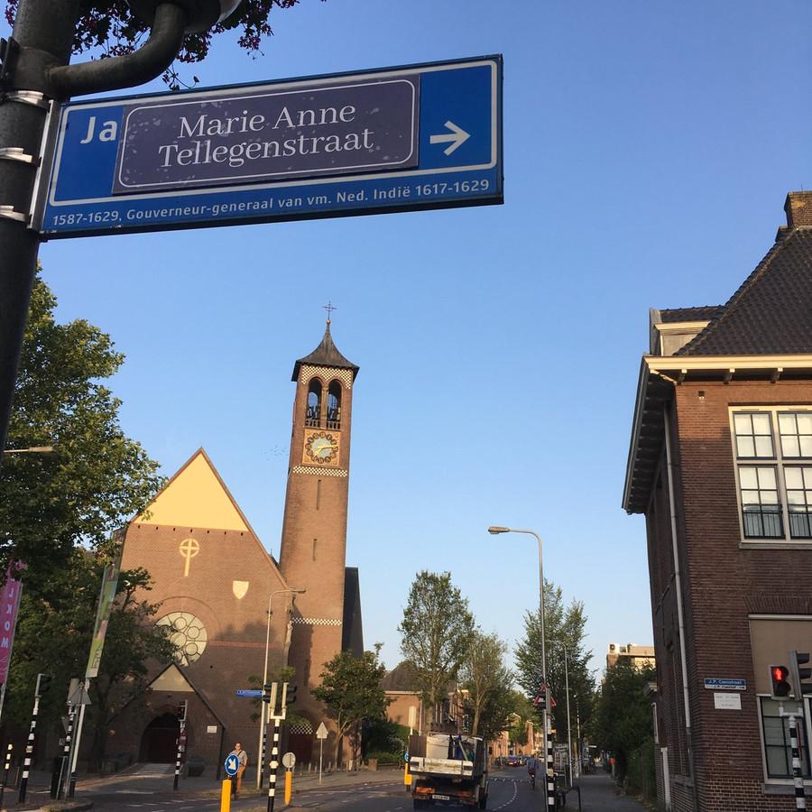 De Bovengrondse past straatnamen in Utrecht aan.