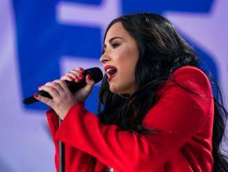 """Demi Lovato mikpunt van spot op Twitter: """"Eerst gaat ze kalkoenen knuffelen, daarna gaat ze ze opeten"""""""