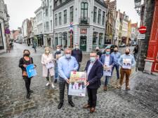 """Na een jaar opnieuw een koopjesweekend in Brugge: """"Handelaars smachten naar klanten"""""""