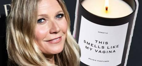 Gwyneth Paltrow verkoopt kaars die naar haar vagina ruikt en mensen staan massaal in de rij