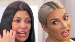 """Kourtney Kardashian haalt stevig uit naar zus Kim: """"Je bent een boosaardig mens"""""""