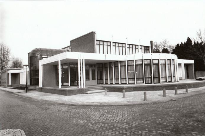 Gemeenschapshuis De Kei in Reusel (1988).