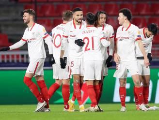 Sevilla wint makkelijk op het veld van inspiratieloos Rennes