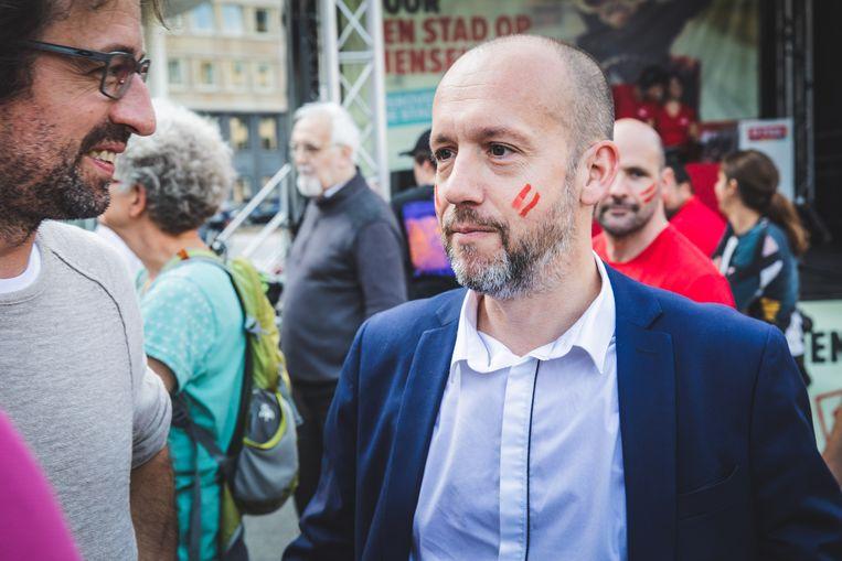 Tom De Meester, lijsttrekker voor PVDA