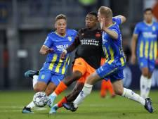 Te naïef RKC laat PSV ontsnappen: 'Drie doelpunten na rust onnodig'