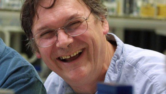Nobelprijswinnaar Tim Hunt.