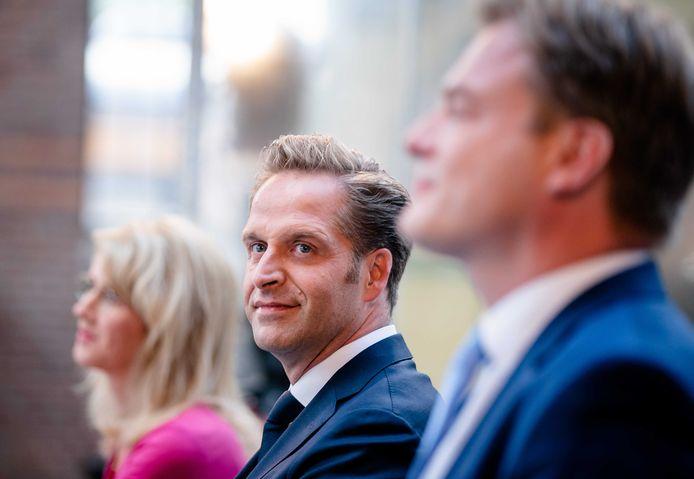 Minister Hugo de Jonge heeft de CDA-lijsttrekkersverkiezing gewonnen.