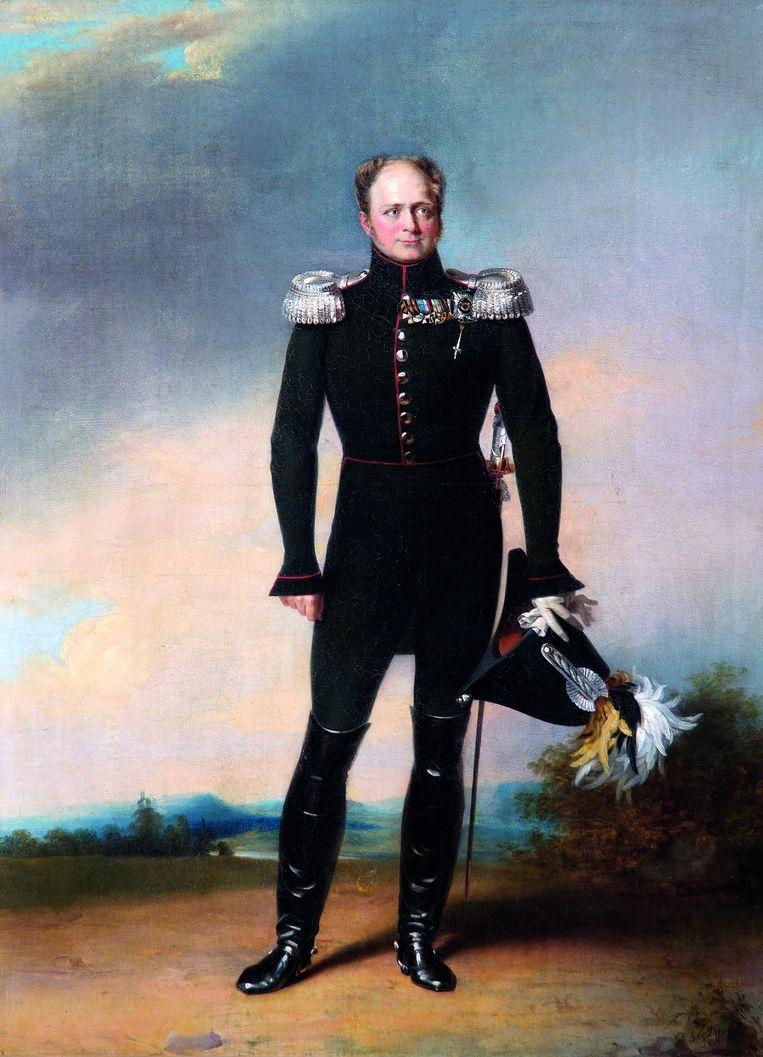 Alexander I. Beeld Trouw