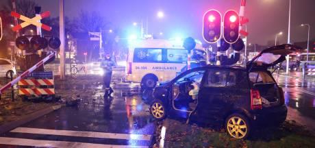 Man die in gestolen auto crashte in Zwolle is 33-jarige uit Olst