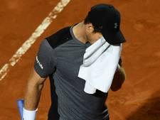 Murray worstelt: 'Ik moet een manier vinden om uit de negatieve spiraal te komen'