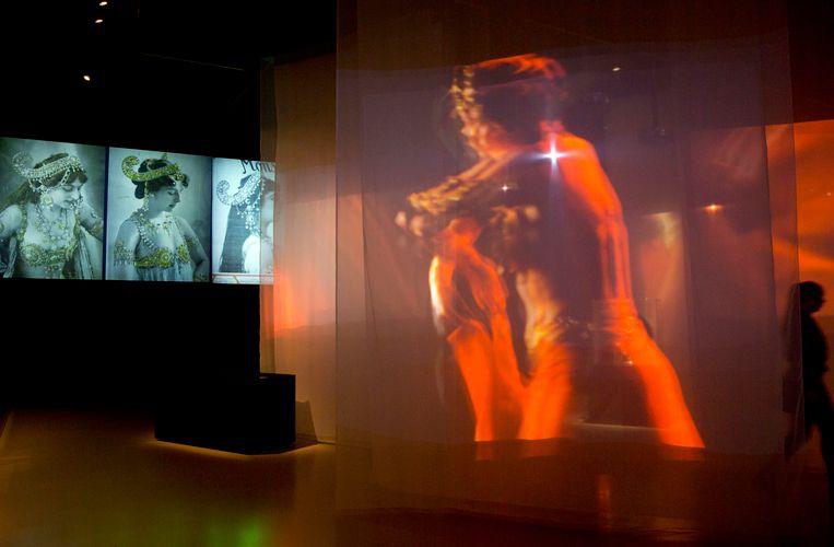 Een kijkje in het Fries Museum in Leeuwarden waar een expositie loopt over Mata Hari