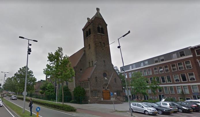 De Andreaskerk in Rotterdam