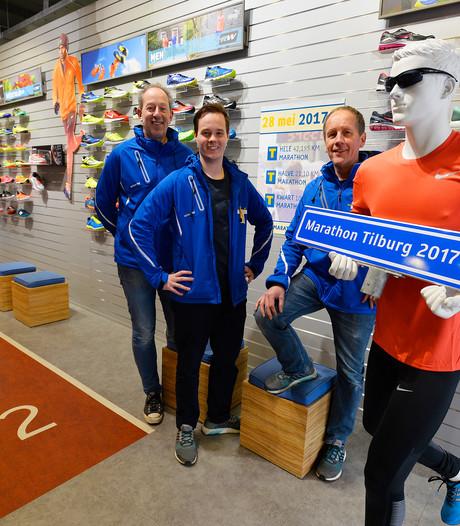 13.000 sponzen voor Tilburgse marathon