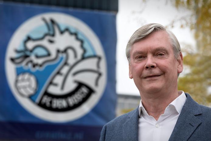 Paul van der Kraan, directeur van FC Den Bosch.