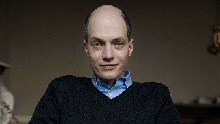 Filosoof Alain de Botton wil een atheïstentempel laten bouwen in hartje Londen. Beeld Ilya van Marle
