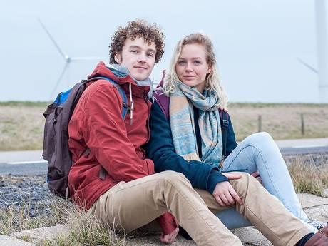 Gina en Arjuna trekken bloggend en vloggend door Europa