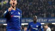 VIDEO. Chelsea en scorende Hazard na strafschoppenreeks voorbij Tottenham naar League Cup-finale tegen Man City