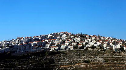 """""""Israël wil meer dan 2.000 woningen bouwen op Westelijke Jordaanoever"""""""