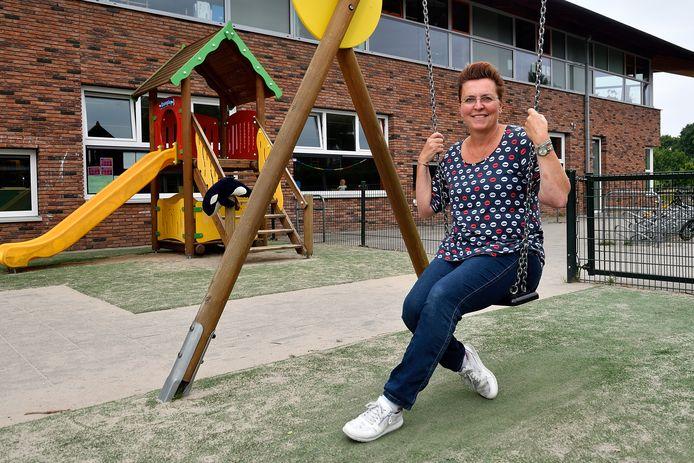 Helma Last-Hoek schreef een mail naar onderwijsminister Slob over de positieve effecten van kleine klassen.