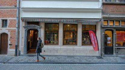 Chocolademuseum verhuist naar de Stoofstraat