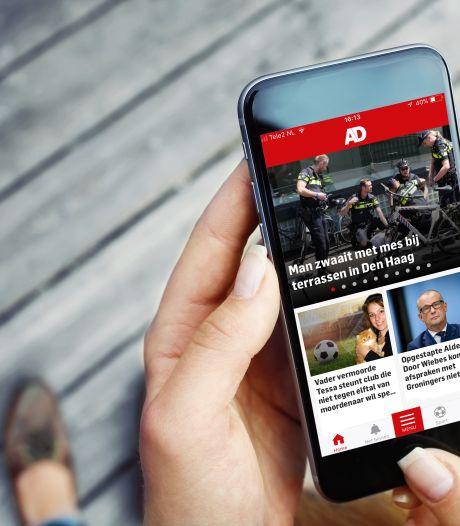 Voortaan in één keer doorklikken naar AD Auto op de AD app