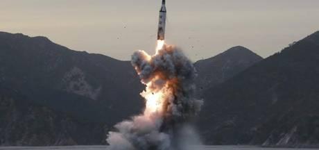 Noord-Korea lanceert ballistische raket