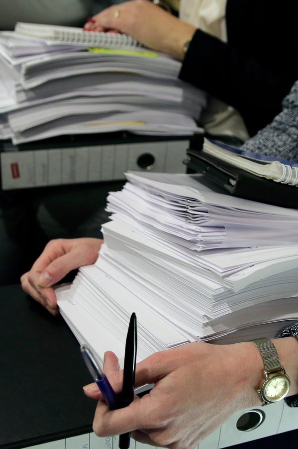 Bezwaar maken kan in de papieren lopen.