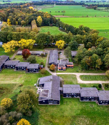 Park Den Alerdinck in Laag Zuthem eerste landelijke opvanglocatie voor coronabesmette asielzoekers