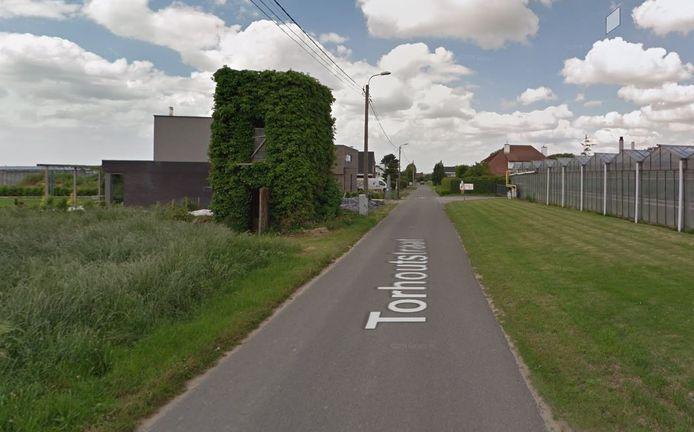 De Torhoutstraat in Gits krijgt een proefopstelling met zone 50