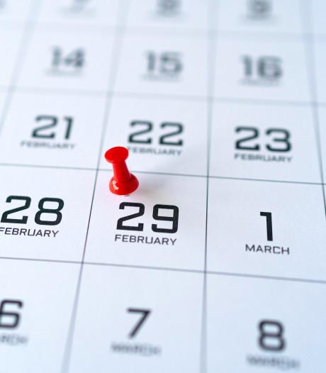 Hoeveel jarigen zijn er in jouw gemeente op 29 februari? Bekijk het op de schrikkelkaart!