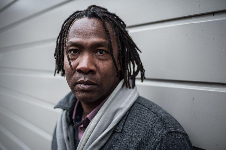 Documentairemaker Roger Ross Williams Beeld Mats van Soolingen