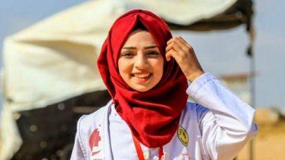 """Israël noemt doodgeschoten verpleegster in Gaza """"menselijk schild"""""""