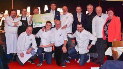 50.800 euro voor De Lovie dankzij Chefs & Students for Charity 2020