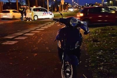 Twee ongelukken in korte tijd in Breda, scooterrijder en motorrijder gewond
