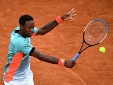 Franse hoop Monfils strandt in eerste ronde van Roland Garros