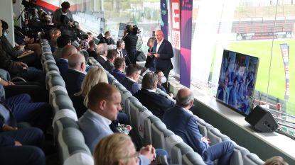 Eleven Sports stelt tv-plan voor: enkel Belgisch voetbal kost 10,99 euro, volledig pakket 14,99 euro