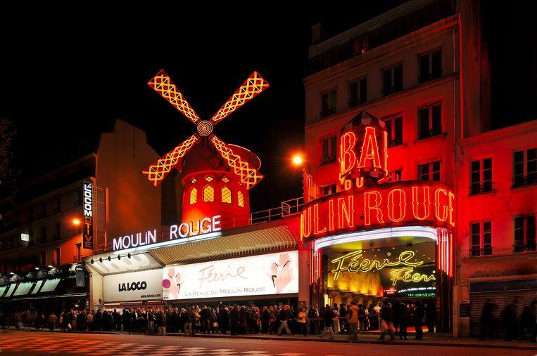 De Moulin Rouge (archiefbeeld).