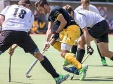 Hockeyers Den Bosch te sterk voor Tilburg