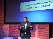 Reggesteyn luidt in Rijssen zilveren jubileum met masterclass over geluk
