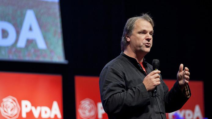 PvdA-partijvoorzitter Hans Spekman