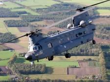 Brabant is voor Defensie het afvalputje voor helikopterherrie