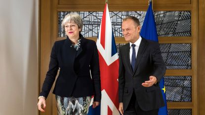 "Tusk: ""Britse visie op handelsrelaties met EU gebaseerd op pure illusie"""