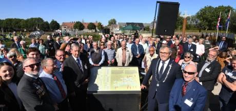 Corrie de Haas (85) zag de vliegtuigen in Opheusden vallen waarvoor er nu een monument is