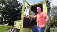 Colonne tractoren begeleidt Johan Geleyns (CD&V) naar Leuvens schepencollege
