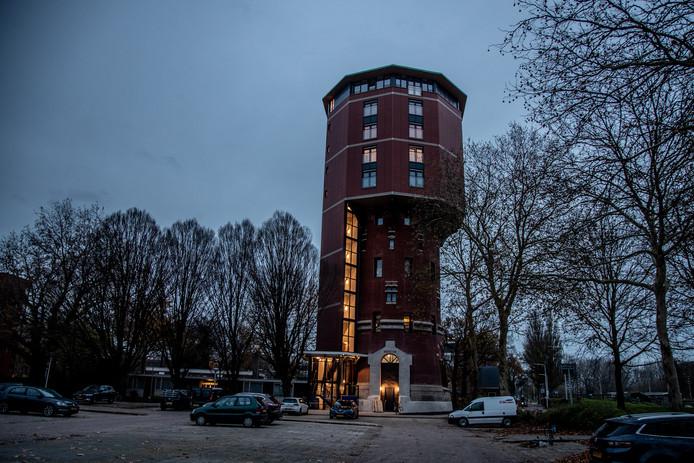 Een mooi voorbeeld van een nieuwbouwwoning in een oud pand: de appartementen in de oude watertoren op de Turfmarkt in Zwolle. De toren dateert uit het jaar 1892.