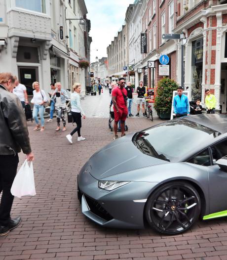 Lambo-lawaai Mobicep zorgt voor laaiende bewoners binnenstad Breda