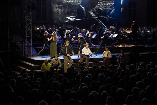 Roosendaal - 27/09/18 - spektakelstuk. Pix4Profs/Chris van Klinken