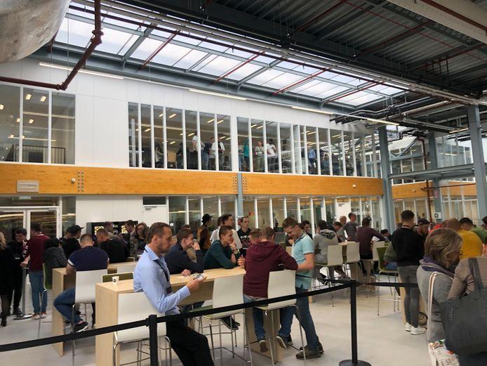 Koning bij opening BIC in Eindhoven