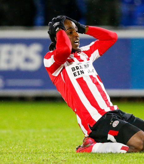 Aanvaller Sekou Sidibe (19) neemt afscheid van PSV en wil zijn carrière in het buitenland voortzetten