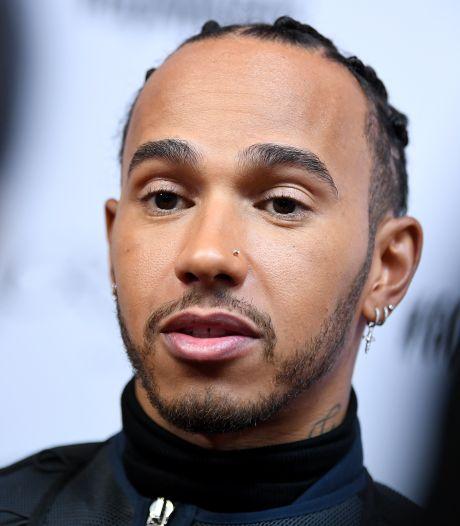 Hamilton dacht aan stoppen: 'Sommige dagen sta ik op zonder motivatie'